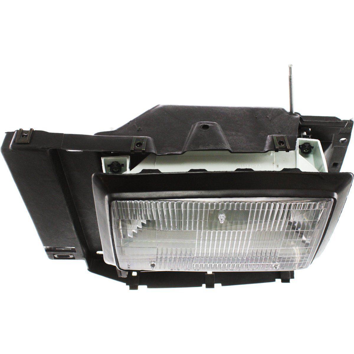 Headlight For 89-92 Ford Ranger 91-94 Explorer Driver Side ...