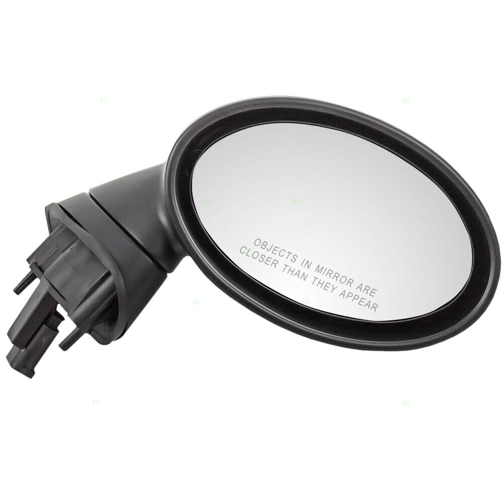Passengers Power Side View Mirror Glass Housing Heated For