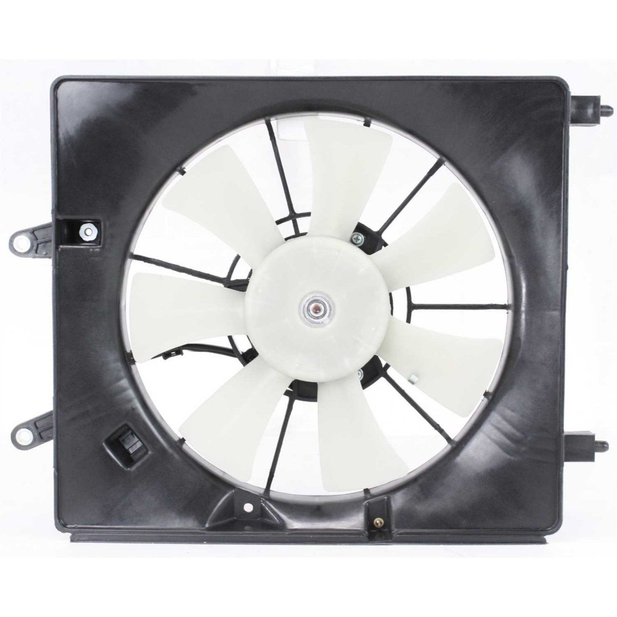 A/C Condenser Cooling Fan For 2004-2008 Acura TSX Right