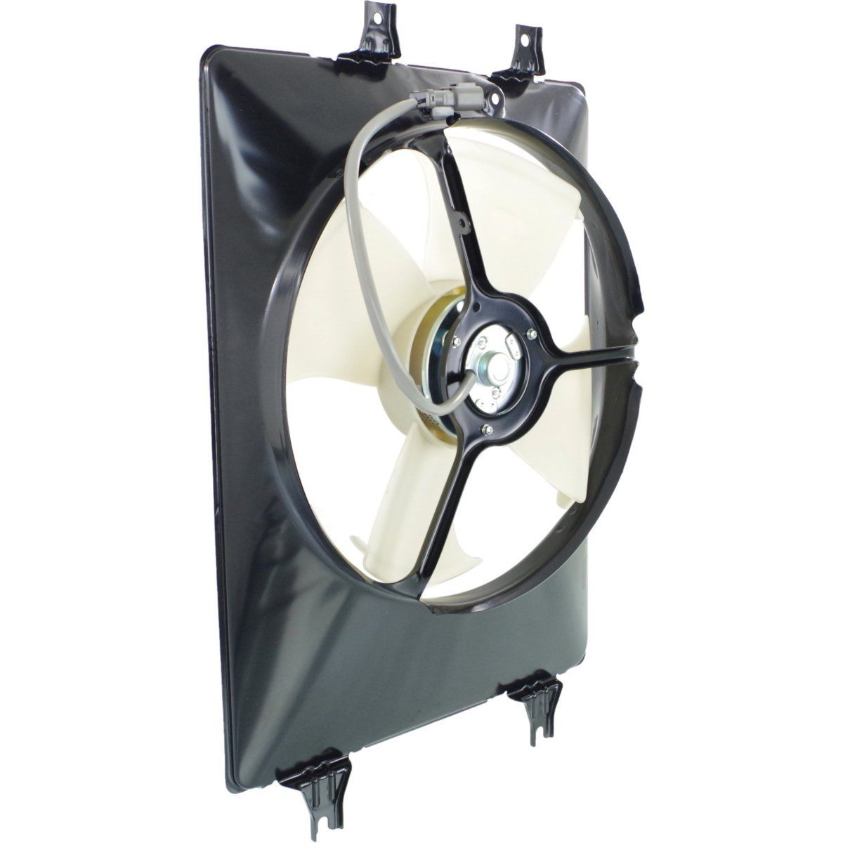 A/C Condenser Cooling Fan For 2003-2006 Acura MDX 2005