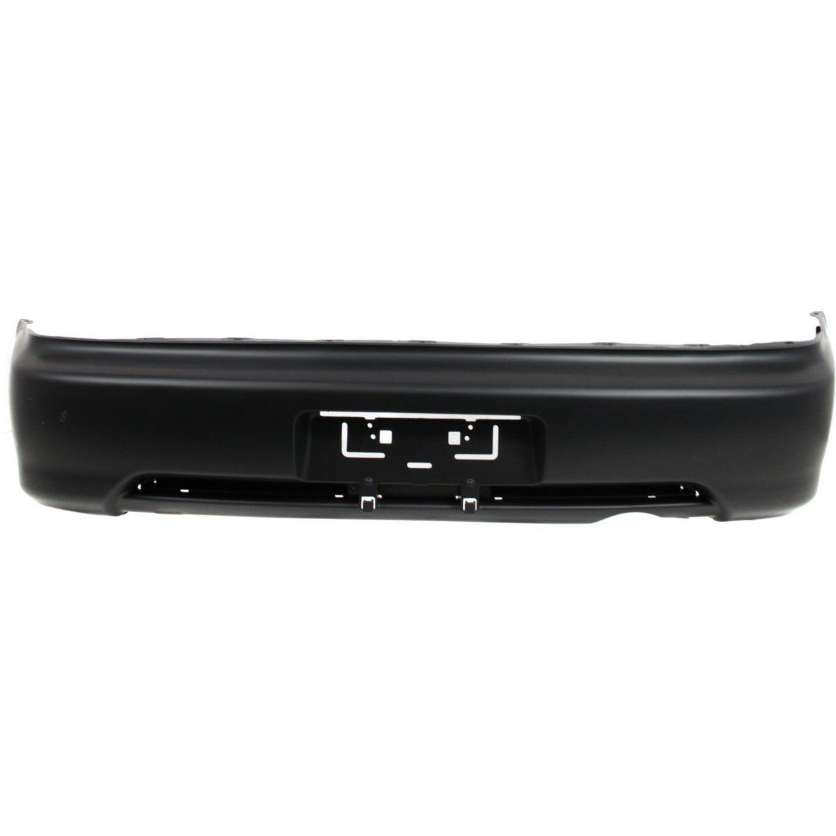 Rear Bumper Cover For 1998-2001 Acura Integra 2-Door