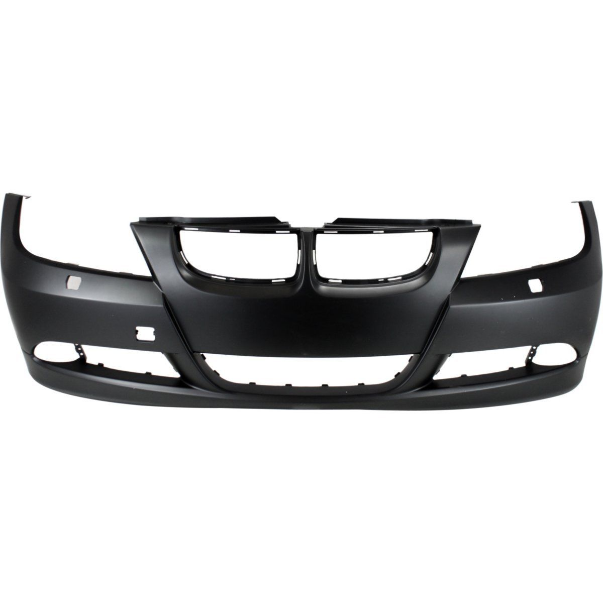 Bumper Cover For 2009-12 BMW 328i Sedan Wagon With Tow Hook Cover Front