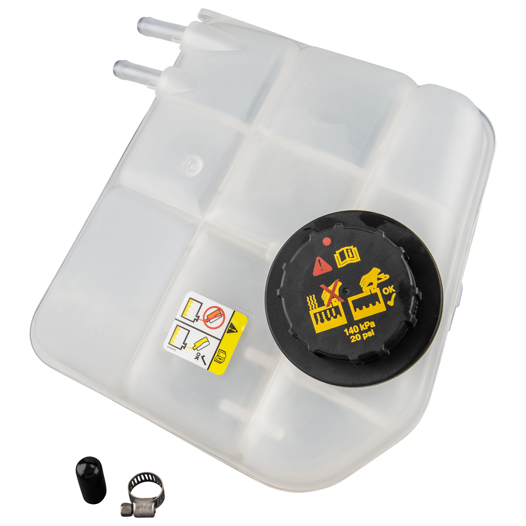 Coolant Tank Reservoir 2000-2007 Ford Focus fits FO3014101 5S4Z8101AA 603-216