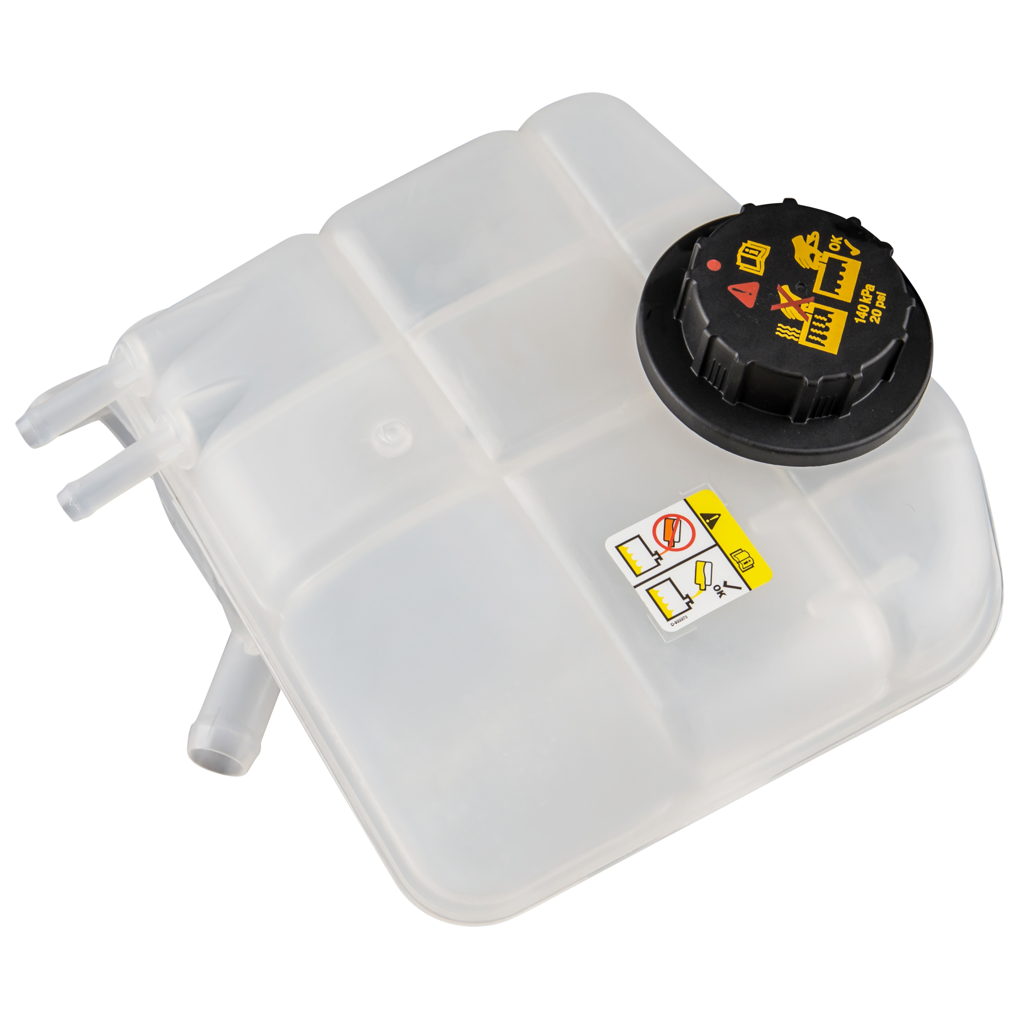 NEW COOLANT RESERVOIR TANK FOR 2000-2007 FORD FOCUS FO3014105
