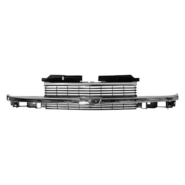 For Chevy S10 1998-1999 Replace GM1200397 Grille