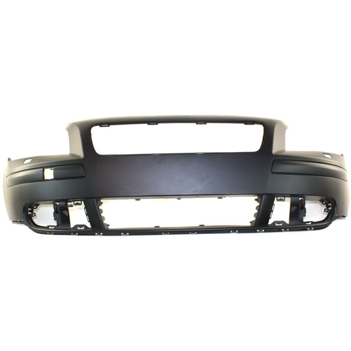 Bumper Cover For 1990-1991 Honda CRX Front Plastic With Turn Signal Light Holes