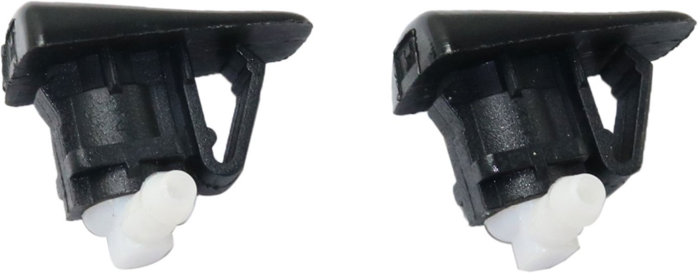 NEW Fits 03-07 Cadillac CTS Fits 04-09 Cadillac SRX Windshield Washer NOZZLE SPRAYER of 2 Manufacturer NO 15778747