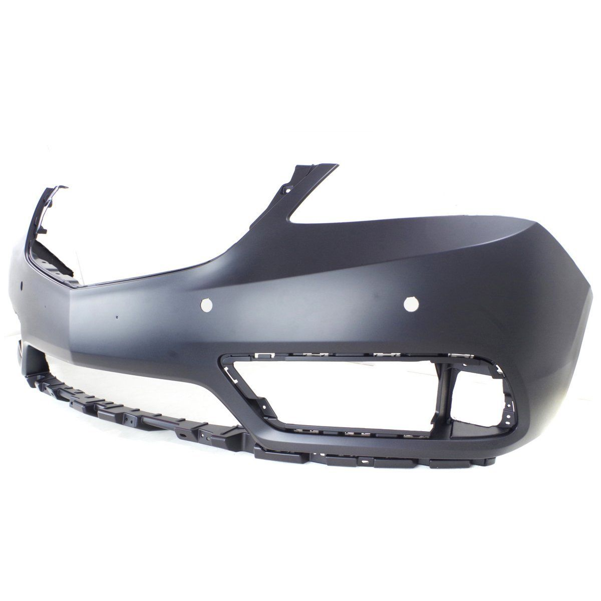 Front Bumper Cover For 2014-2016 Acura MDX W/Parking Snsr