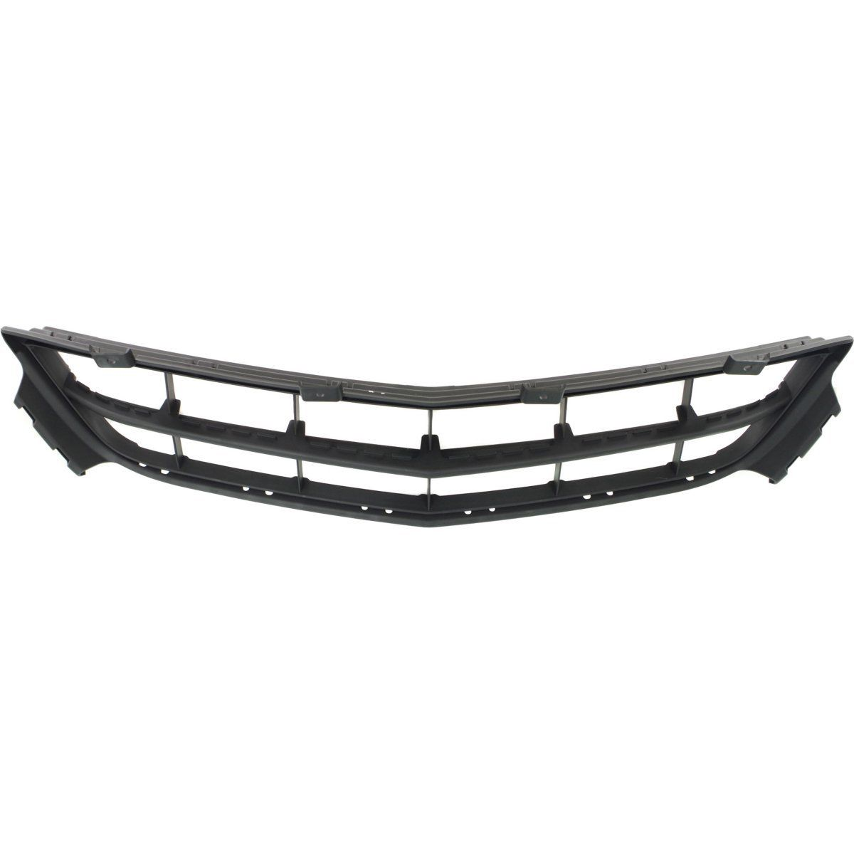 Bumper Grille For 2014-2015 Acura MDX AWD Center Textured