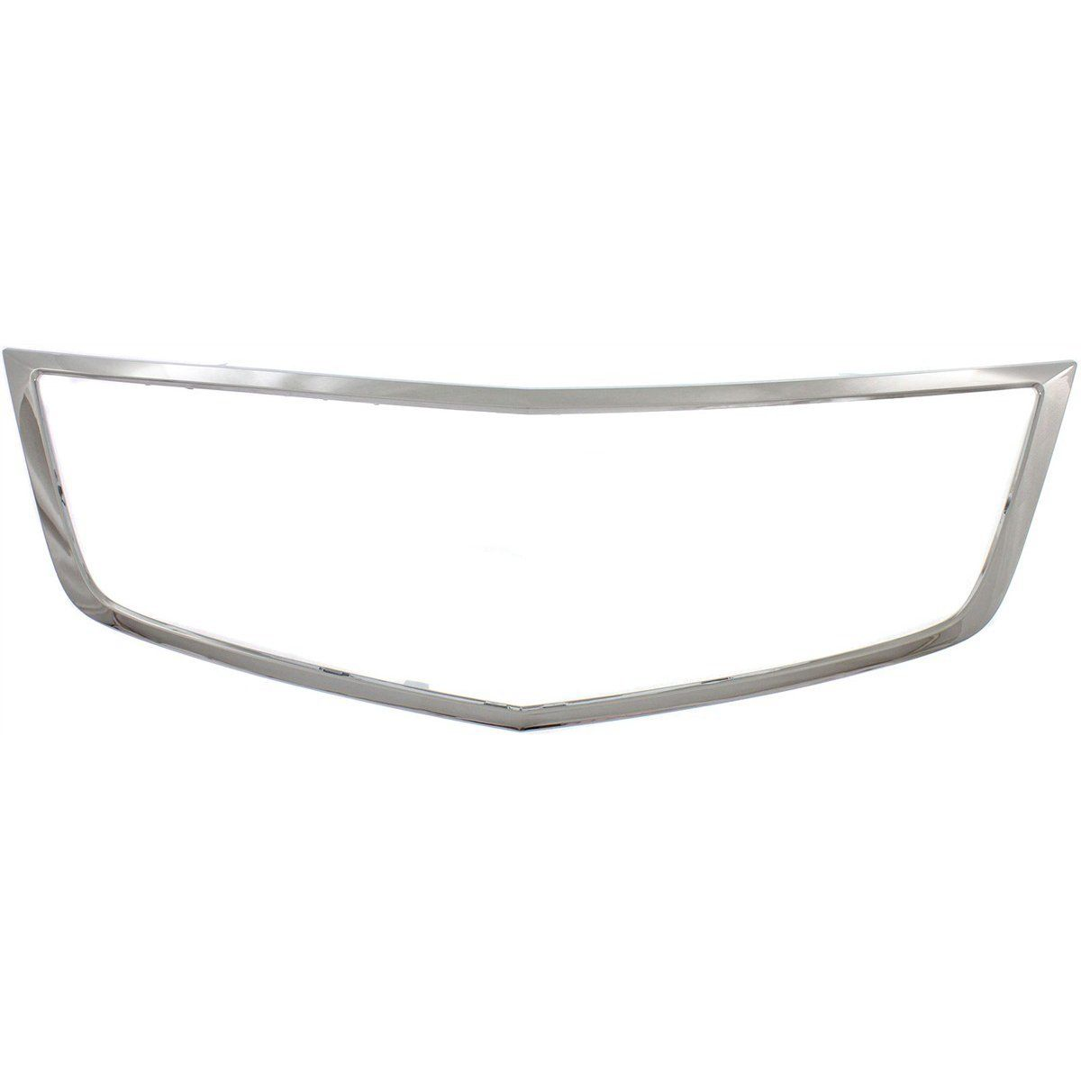 New Grille Trim Grill Chrome For Acura TSX 2011-2014