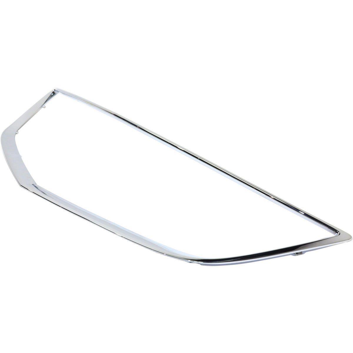 CAPA Grille Trim Grill Chrome Acura ILX 2013-2015