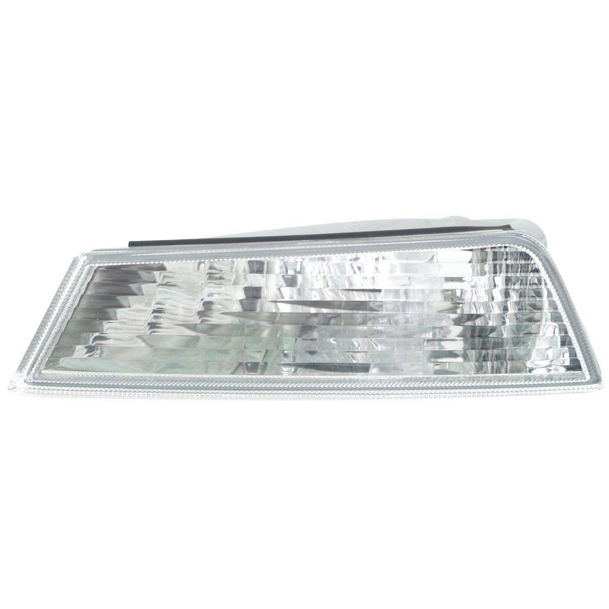 Turn Signal Light For 2009-2011 Acura TL SH-AWD Plastic Lens Passenger Side