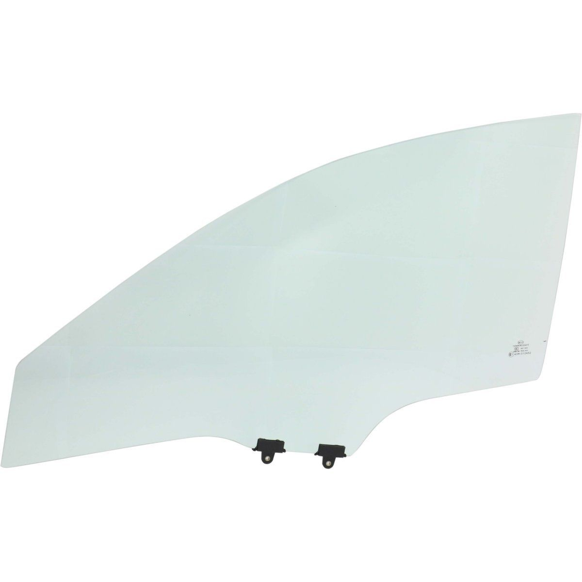 Door Glass Front Driver Left Side Hand For Acura RDX 2007