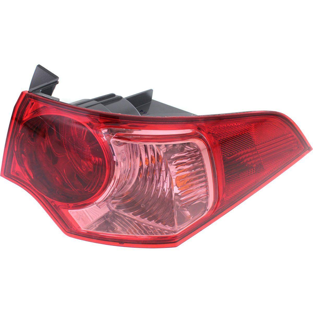 Halogen Tail Light For 2011-2014 Acura TSX Sedan Right