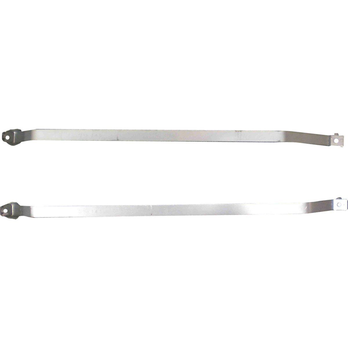New Set Of 2 Fuel Tank Straps Gas For Honda Accord Acura