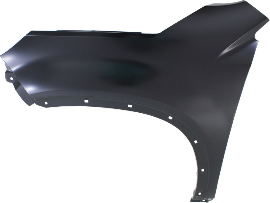 Fender For 2012-2015 Volkswagen Passat Front Driver Side Primed Steel